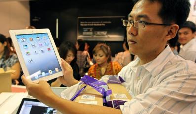 Apple najdroższą marką świata