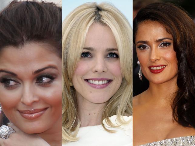 Cannes: fryzury, makijaże, dodatki