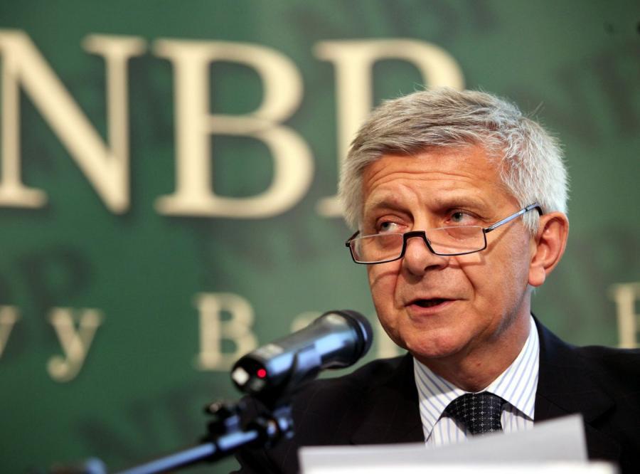 Belka nie chce być szefem MFW, nawet gdyby mu to zaproponowano
