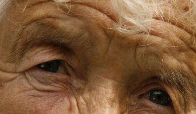 Oczy staruszki