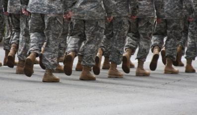 Cięcia w amerykańskim wojsku