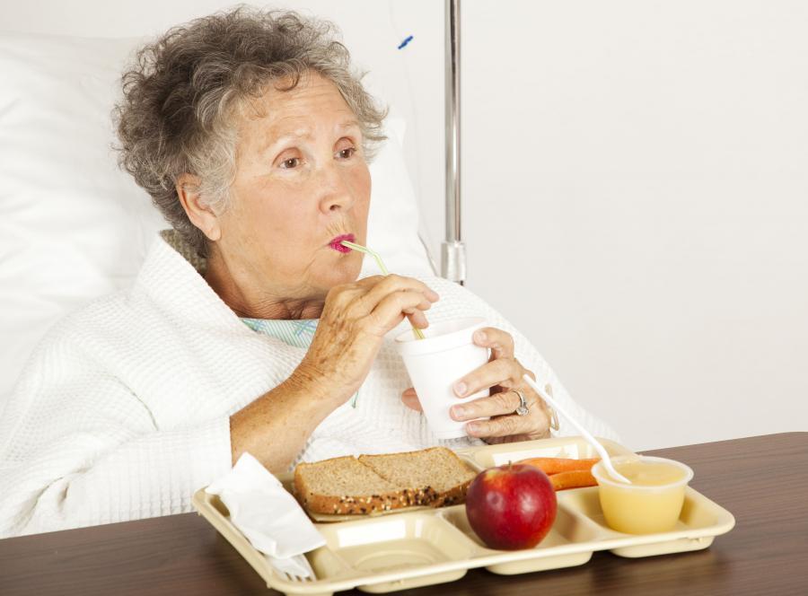 Pacjent z nowotworem łatwiej pokona chorobę, gdy jest dobrze odżywiony