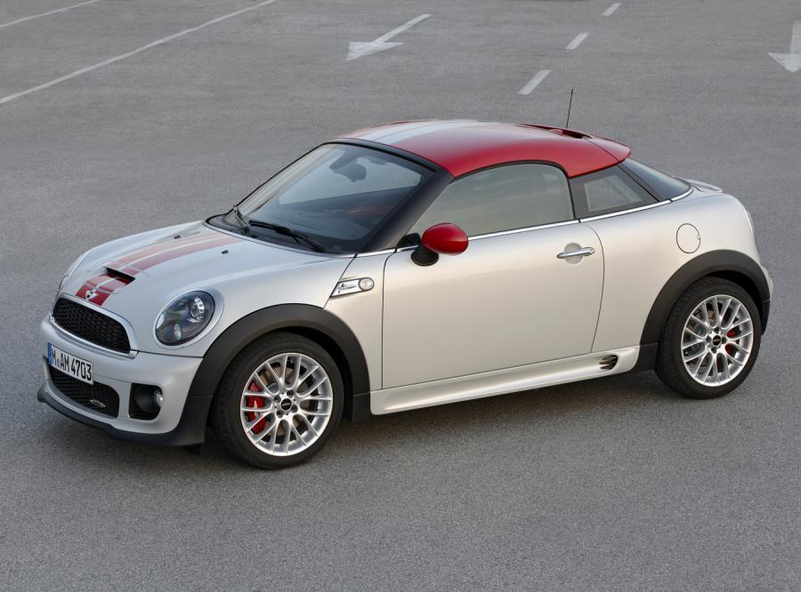 Oto mini coupe