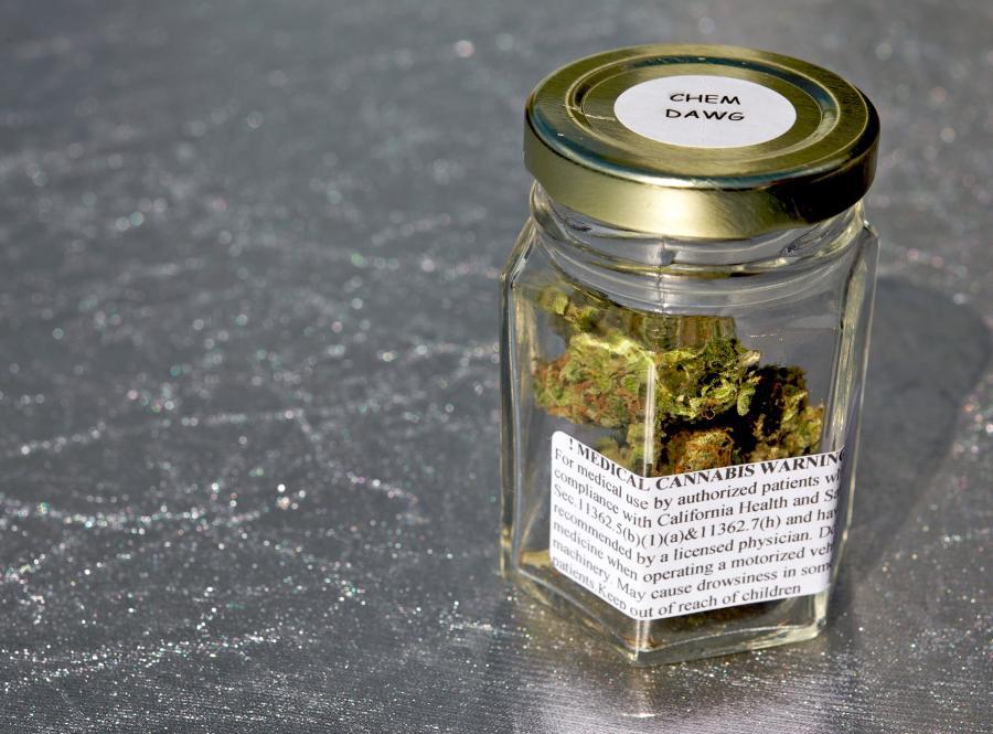 marihuana maryśka trawka