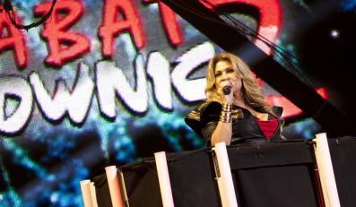 W imprezie wzięły udział najlepsze polskie wokalistki. Na zdjęciu: Beata Kozidrak