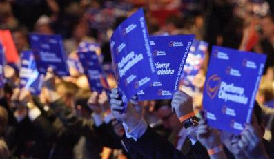 Czego najbardziej boją się wyborcy PO? Oto sondaż