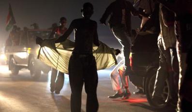 Sudańczycy świętowali niepodległość już od piątkowego wieczoru