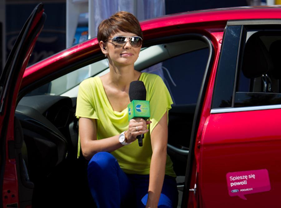 Gwiazda telewizyjna poprowadzi cykl road show w 13 nadmorskich miejscowościach