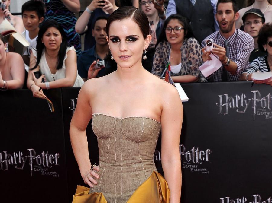 Emma Watson będzie Bellą