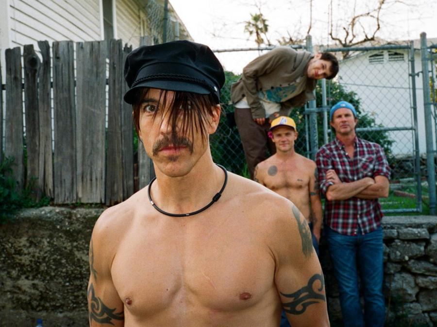 Red Hot Chili Peppers w kwietniu wejdą do Rock and Roll Hall of Fame