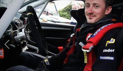 Adam Małysz zdał egzamin na licencję rajdową
