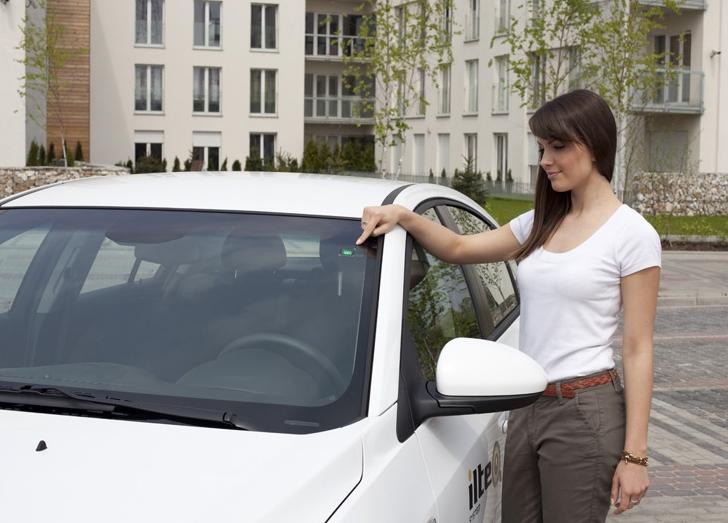 System ilteQ pozwoli uruchomić samochód tylko wtedy, gdy sprawdzi, czy kierowca jest trzeźwy