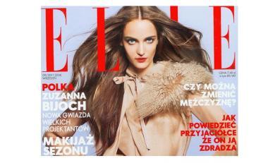 Zuzanna Bijoch podbija świat mody.