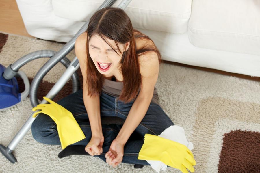 Włoska kultura macho spycha zdecydowaną większość obowiązków domowych na kobiety