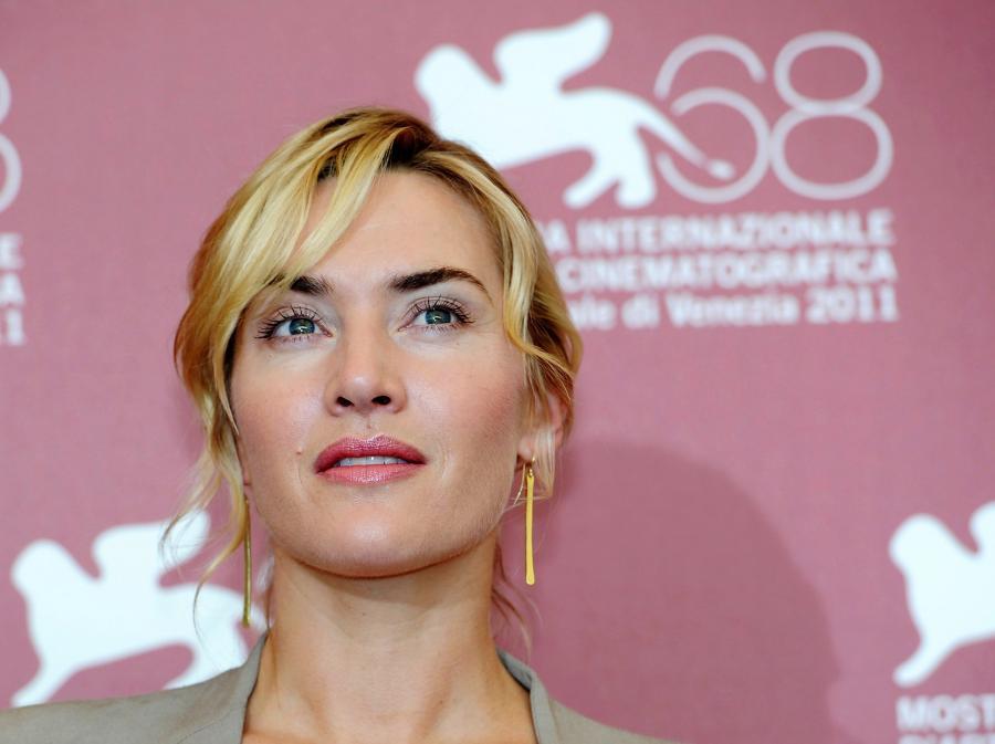 Kate Winslet promowała \
