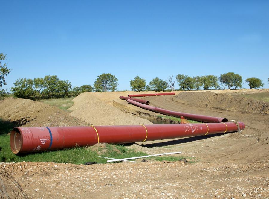 Nie będa mogli wydobywać gazu łupkowego