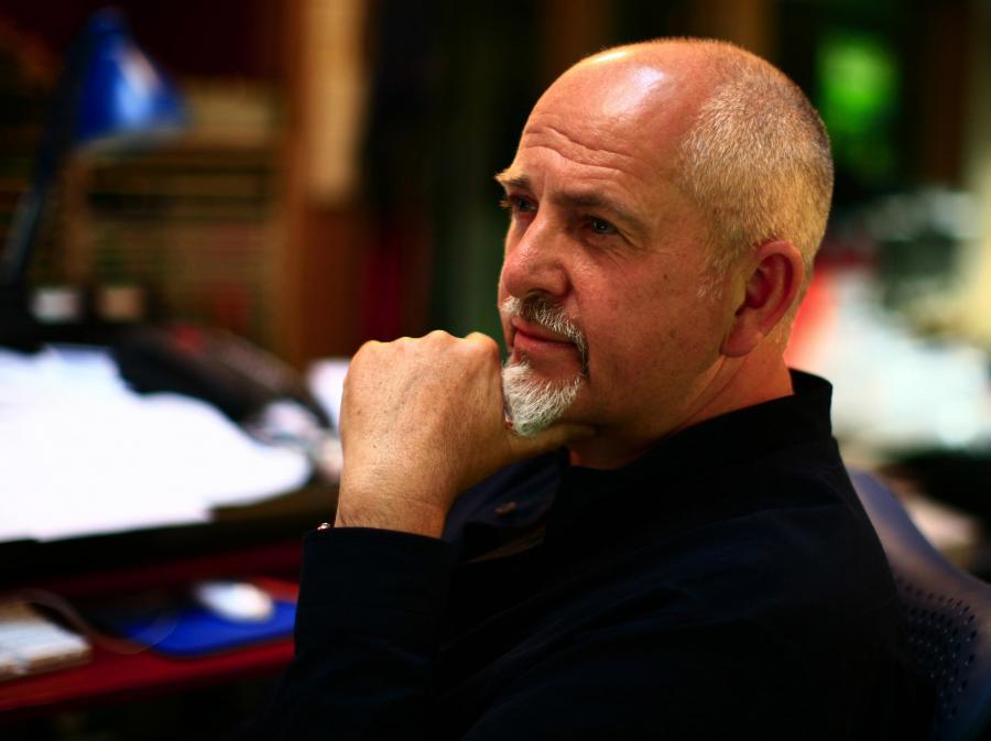 Peter Gabriel gwiazdą Life Festival w Oświęcimiu