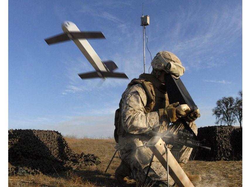 Switchblade może w przyszłości znaleźć szerokie zastosowanie w siłach zbrojnych USA