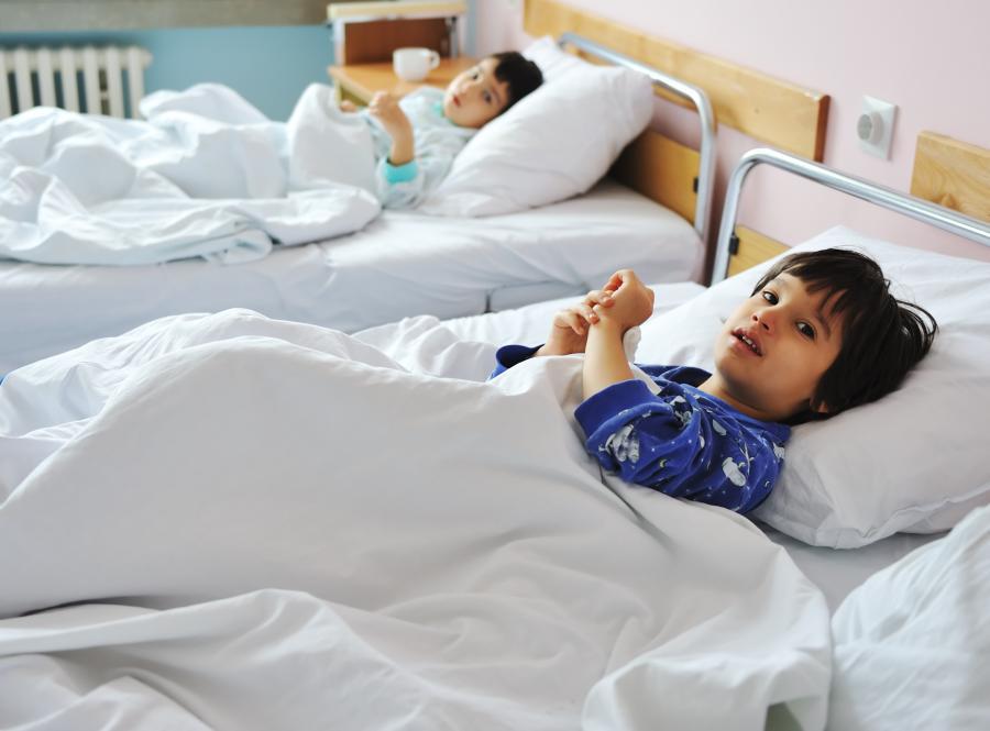 Dzięki WOŚP chore dzieci mają szansę na lepsze leczenie.