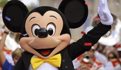 Luksusowa biżuteria z... Myszką Miki