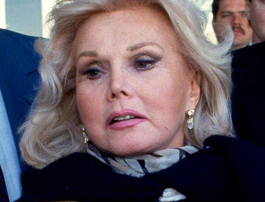 Legenda Hollywood Zsa Zsa Gabor znów szpitalu