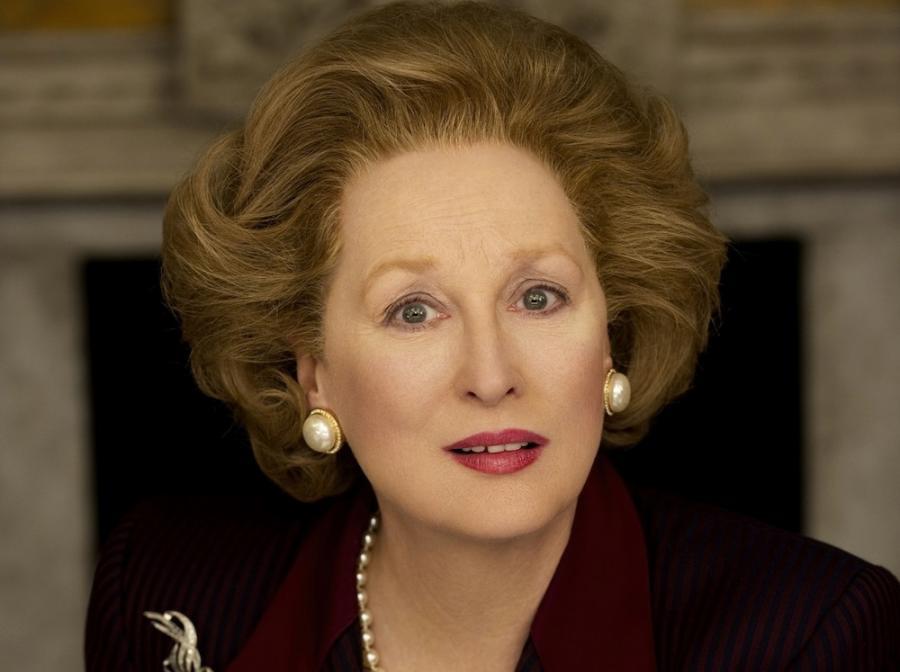 Meryl Streep jako \