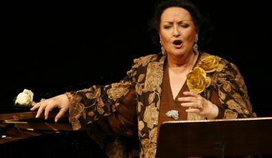 Montserrat Caballe wystąpi przed polską publicznością