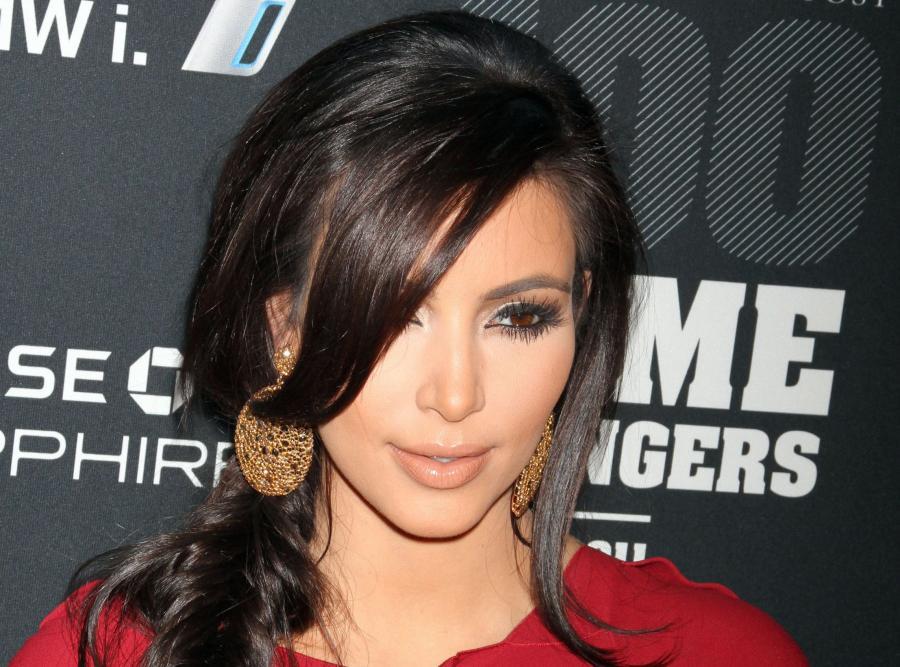Kim Kardashian po raz trzeci w filmie