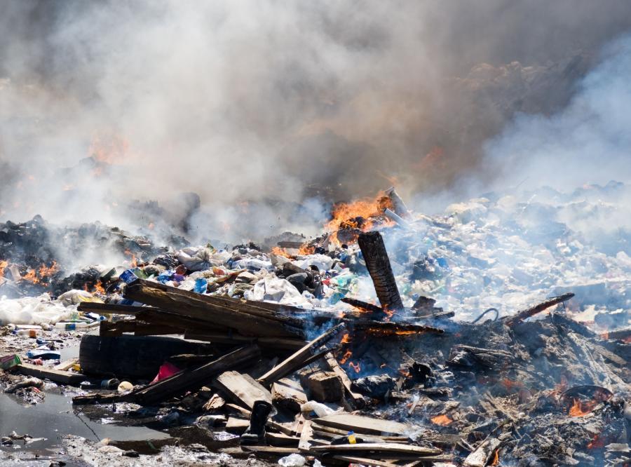 Nielegalne wysypiska - szara strefa śmieciowa ma się dobrze