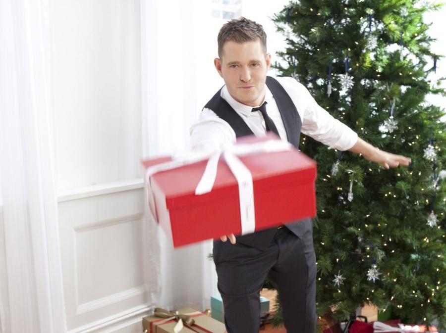 Świąteczny album Michaela Bublé najlepszy w Wielkiej Brytanii