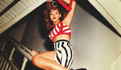 Rihanna zaśpiewa w duecie z Cheryl Cole
