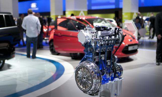 Silnik Forda - 1.0 EcoBoost