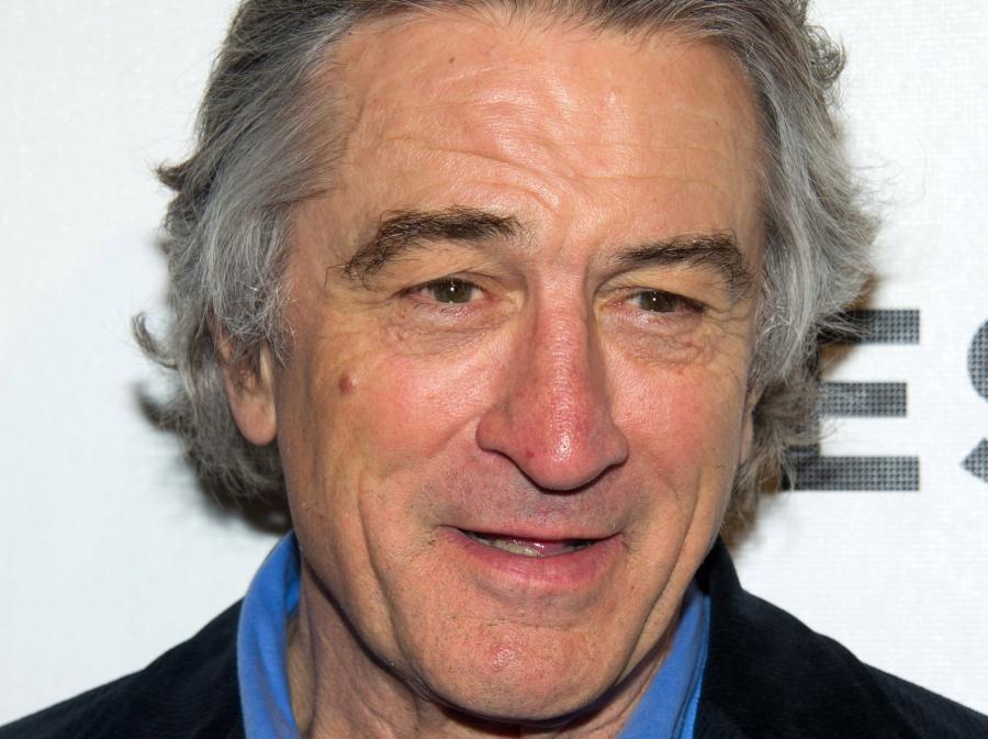 Robert De Niro trafił do przytułku