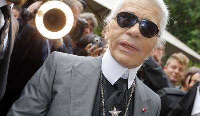 Karl Lagerfeld - mistrz w wielu dziedzinach!