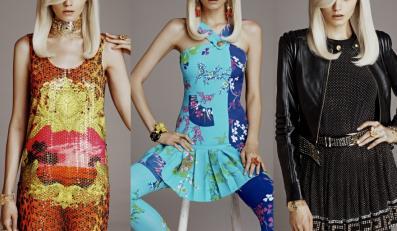 Propozycje z kolekcji Versace dla H&M.