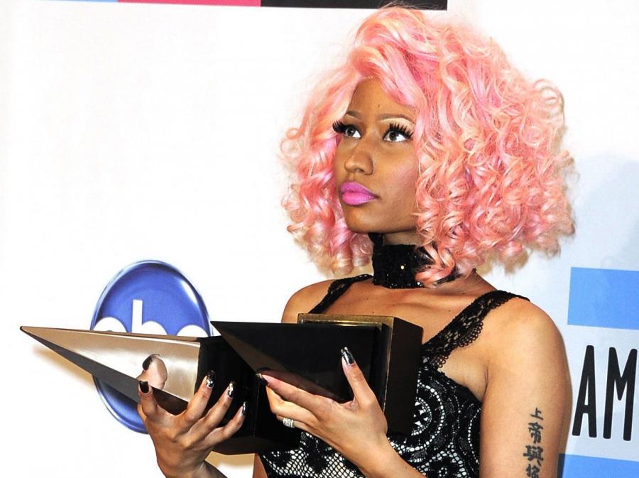 Nicki Minaj laureatką AMA 2011