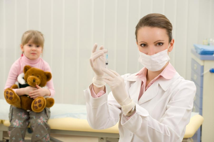 Jak oswoić dziecko z lekarzem?