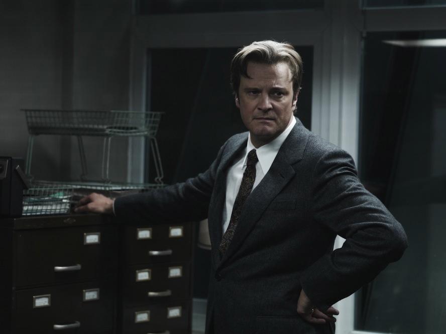 Colin Firth w dramacie \