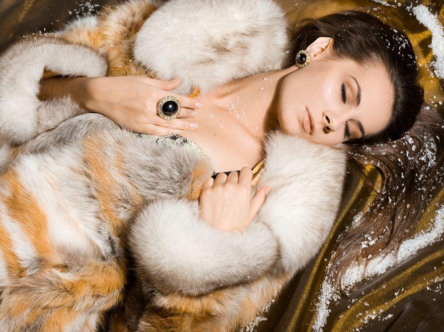 Naturalne futra - piękno okupione cierpieniem zwierząt