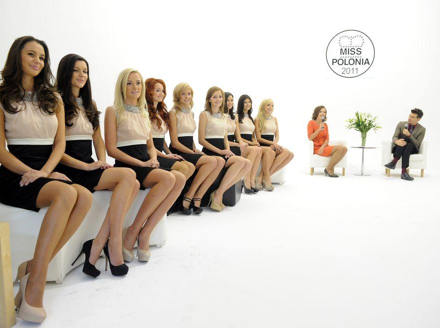 Kandydatki do tytułu Miss Polonia 2011.
