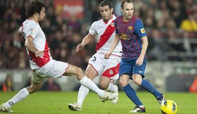 Andres Iniesta (z prawej)