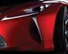 Zaprojektowany przez studio projektowe Calty w Newport Beach, Kalifornia, nowe coupe Lexusa ma wyznaczać zmieniony, elegancki kierunek projektowania współczesnego samochodu