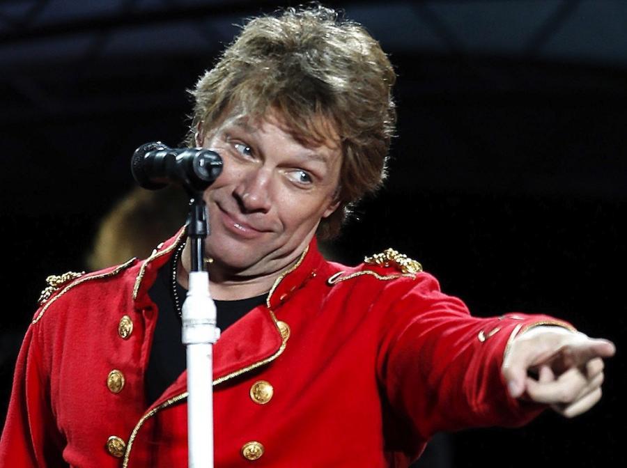 Jon Bon Jovi żyje i nie poszedł do nieba