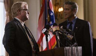 Clooney: Myślę, że mógłbym nazwać ten film thrillerem politycznym, ale niekoniecznie filmem politycznym