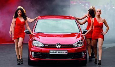 Volkswagen golf GTI Edition 35 już w Polsce
