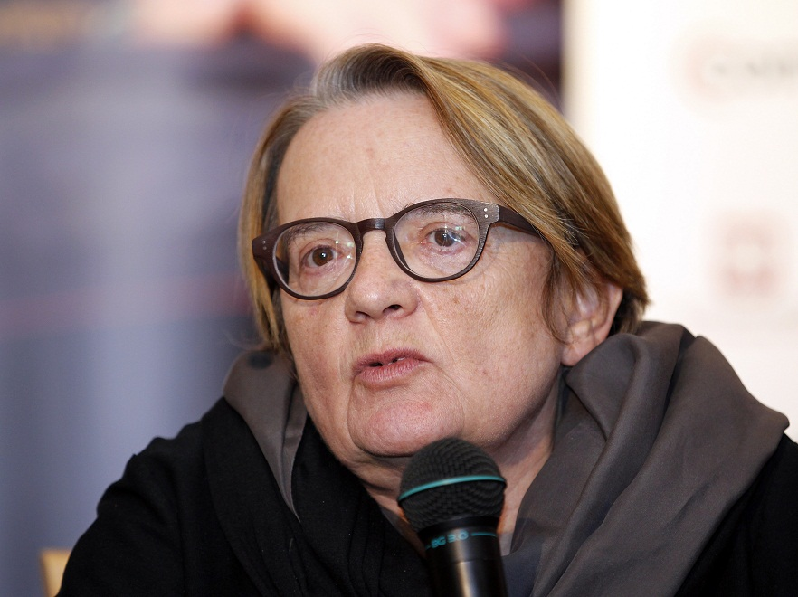 Anieszka Holland jest najbardziej znaną i cenioną na świecie polską reżyserką i scenarzystką