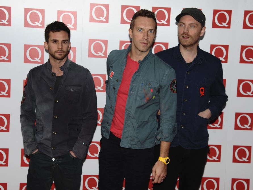 Warszawa będzie jednym z przystanków na europejskiej trasie Coldplay