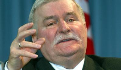 Lech Wałęsa oburzony zachowaniem Adama Słomki