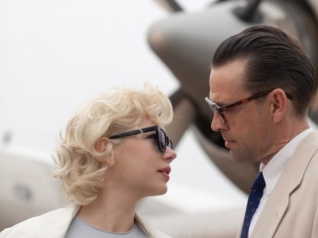 Michelle Williams i Dougray Scott