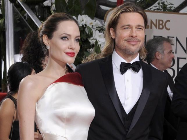 Powrót najpiękniejszej pary show-biznesu? Angelina Jolie i Brad Pitt znów w formie
